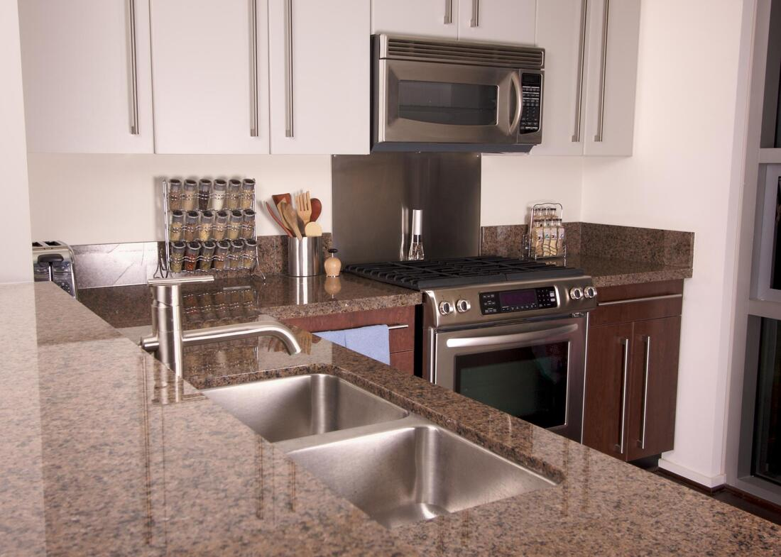 professional kitchen countertops maker